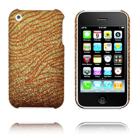 Bilde av Elements (gull Copper Bølge) Iphone Deksel For 3g/3gs