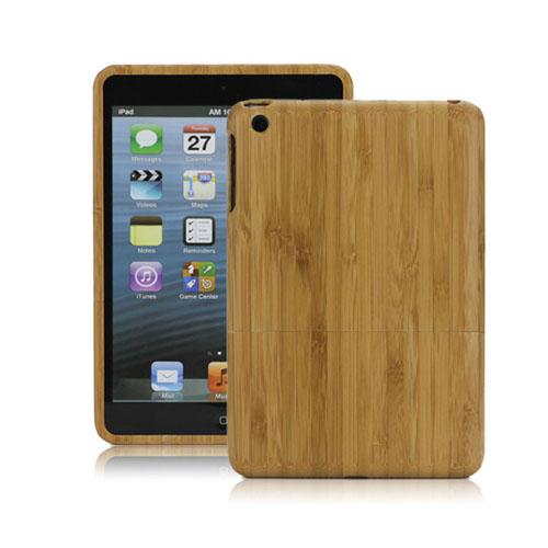 Bilde av Bamboo (brun) Ipad Mini Ekte Bamboo Deksel