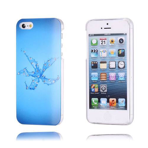 Bilde av Blue Diamond (14) Iphone 5c Deksel