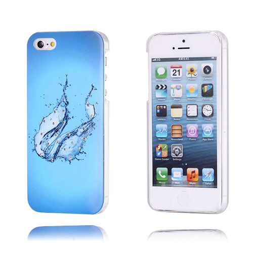 Bilde av Blue Diamond (21) Iphone 5c Deksel