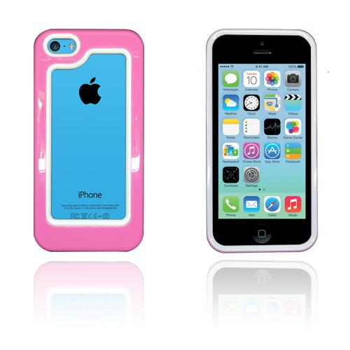 Bilde av Great Barrier (rosa) Iphone 5c Bumper