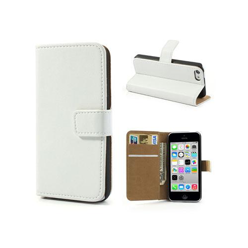 Bilde av Alexander (hvit) Iphone 5c Lærdeksel