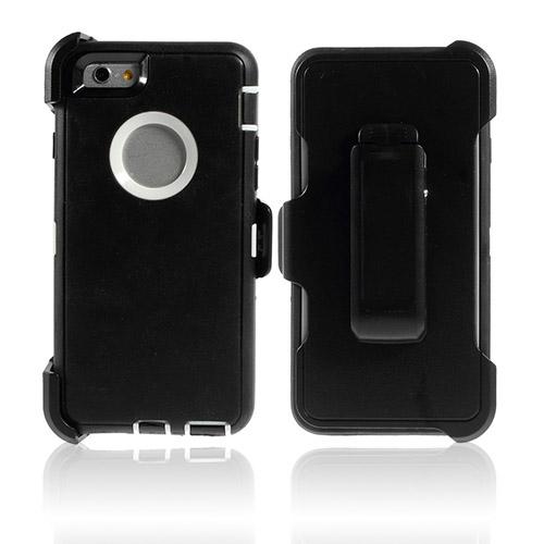 Bilde av Benzon (svart / Hvit) Iphone 6 Deksel