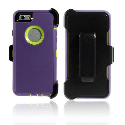 Bilde av Benzon (lilla / Grønn) Iphone 6 Deksel