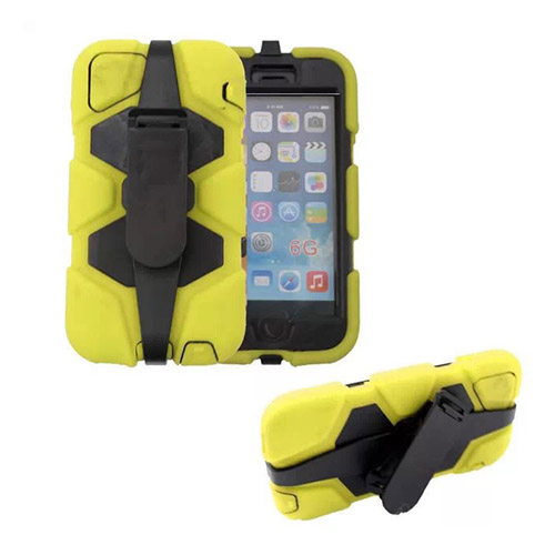 Bilde av Adrian (gul) Iphone 6 Belt Clip Deksel