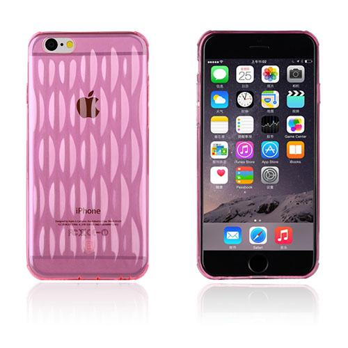 Baseus Air (Rosa) iPhone 6 Deksel