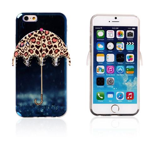 Bilde av 3d Umbrella (leopard) Iphone 6 Deksel