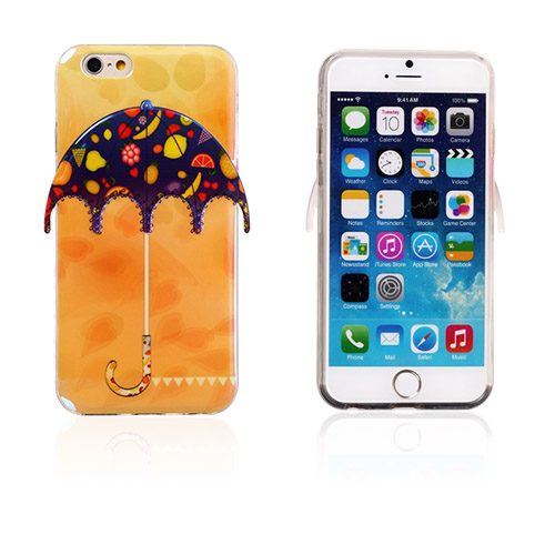 Bilde av 3d Umbrella (fruits) Iphone 6 Deksel