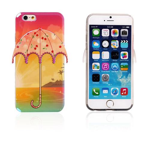 Bilde av 3d Umbrella (seaside - Cherry) Iphone 6 Deksel