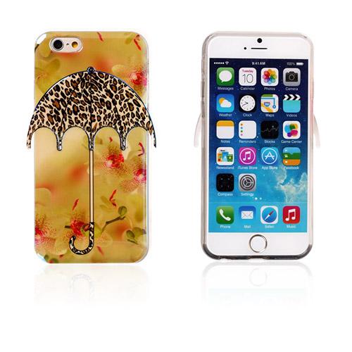 Bilde av 3d Umbrella (leopard Mønster) Iphone 6 Deksel