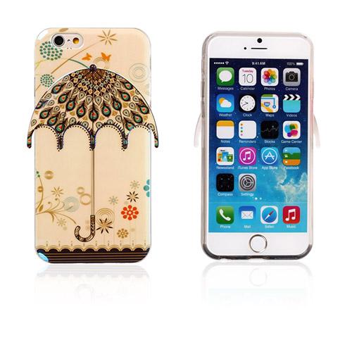 Bilde av 3d Umbrella (peacock Fjer) Iphone 6 Deksel