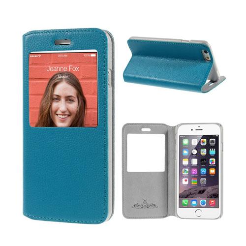 Bilde av Bellman (blå) Iphone 6 Etui Med Flip Funksjon