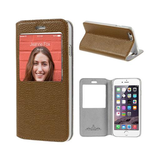 Bilde av Bellman (brun) Iphone 6 Etui Med Flip Funksjon