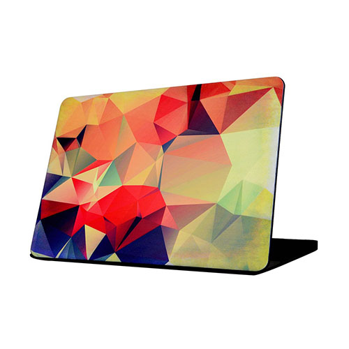 Bilde av Westergaard Macbook Pro 13.3 Tommer`s Retina Deksel - Colorful Geometric Figure