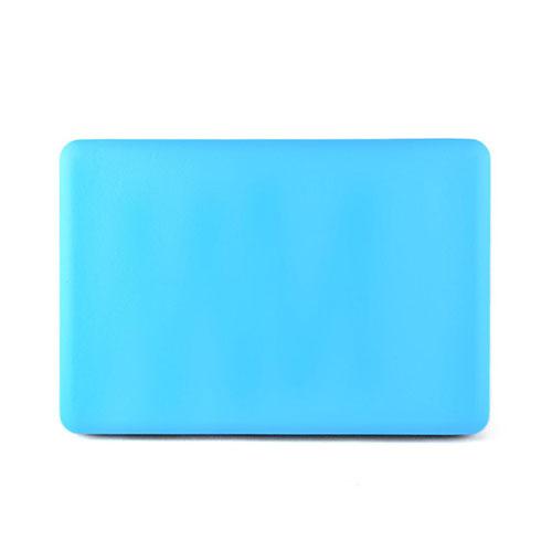 Bilde av Ancker Leather Macbook Pro 15 Inch Retina Display Deksel - Lys Blå