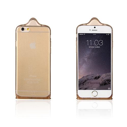 Baseus Condom (Gull) iPhone 6 Deksel