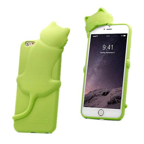 Hellodeere Standdill (Grønn) iPhone 6 Plus Deksel
