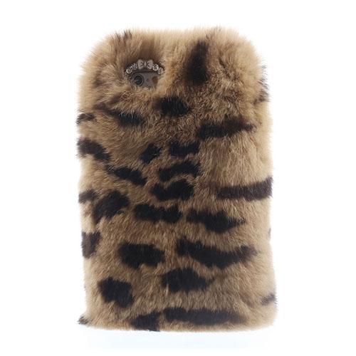 Rabbit (Brun Leopard Mønster) iPhone 6 Plus Deksel