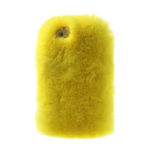Rabbit (Gul) iPhone 6 Plus Deksel
