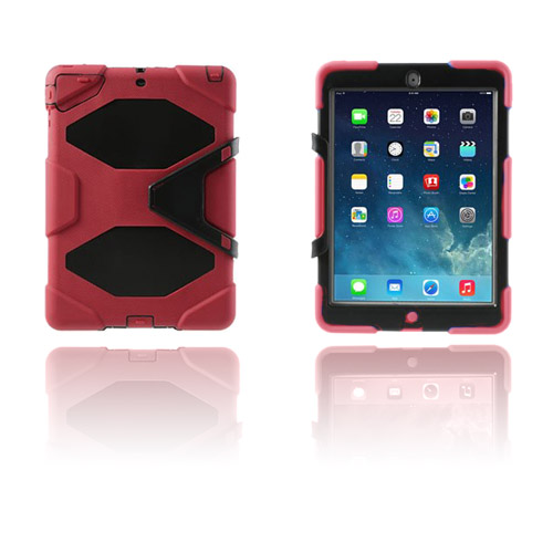 Duty (Rød) iPad Air 2 Deksel