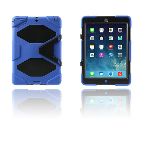 Duty (Blå) iPad Air 2 Deksel