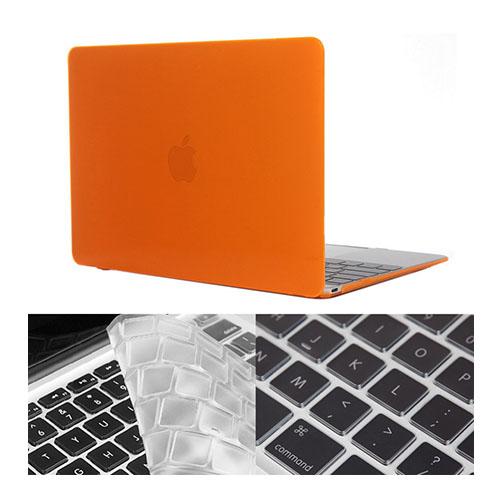 Bilde av Hat Prince Macbook 12'' Med Retina Display Deksel - Orange