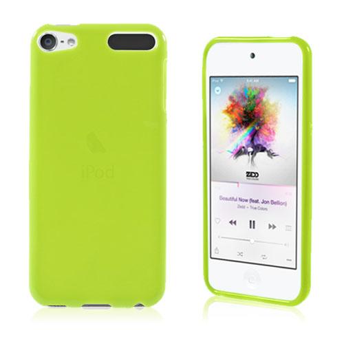 Bilde av Solid Farget Tpu Gel Deksel For Ipod Touch 6 - Grønn