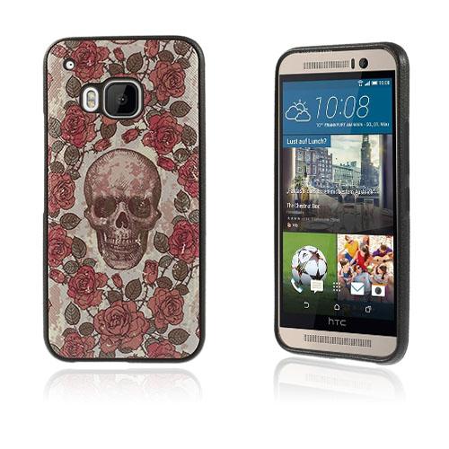 Westergaard HTC One M9 Deksel - Blomster og Skall
