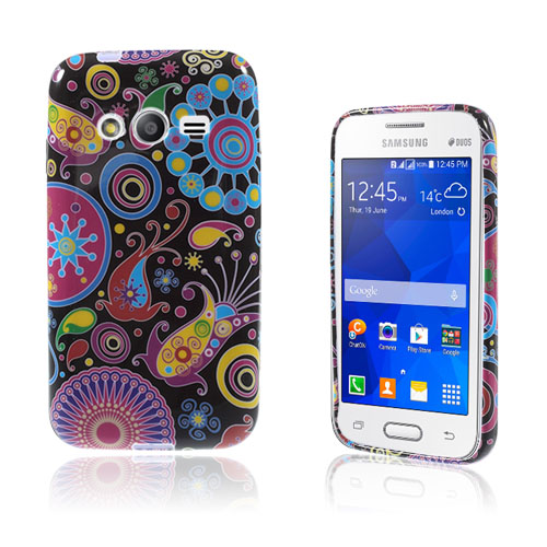 Westergaard Samsung Galaxy Ace NXT Deksel - Paisley Blomster