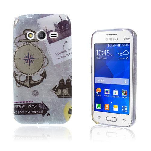 Westergaard Samsung Galaxy Ace NXT Deksel - Anchor og Ship