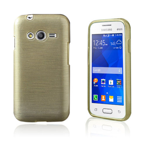 Bremer Samsung Galaxy Ace NXT Deksel - Champagne