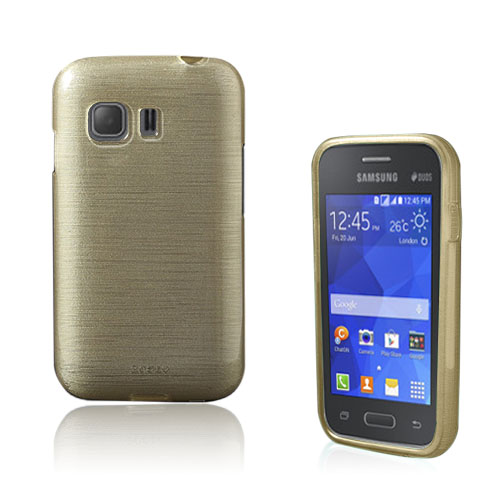 Bremer Samsung Galaxy Young 2 Deksel - Champagne
