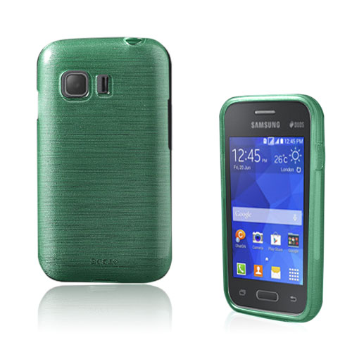 Bremer Samsung Galaxy Young 2 Deksel - Turkis