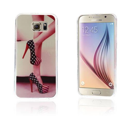 Westergaard Samsung Galaxy S6 Deksel - Sexy Legs og High Heels