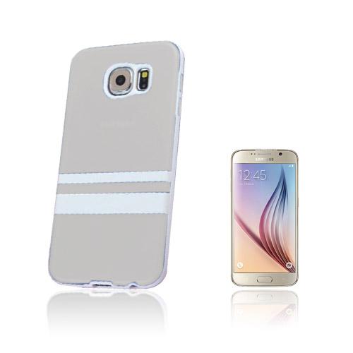 Enkay Samsung Galaxy S6 Deksler - Hvit