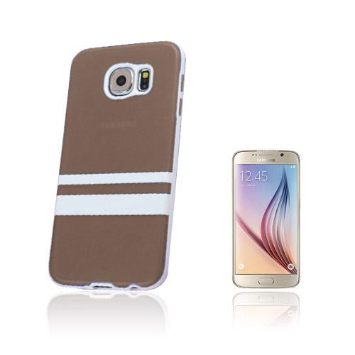 Enkay Samsung Galaxy S6 Deksler - Grå