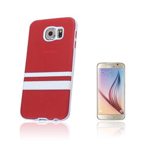 Enkay Samsung Galaxy S6 Deksler - Rød