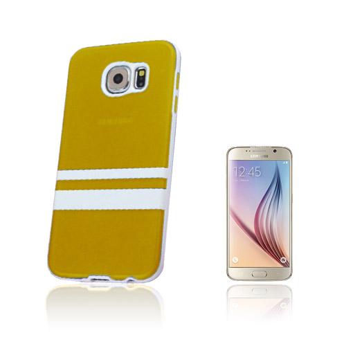 Enkay Samsung Galaxy S6 Deksler - Gul