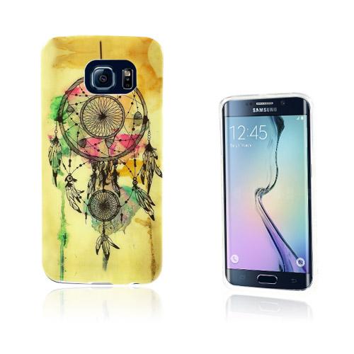 Westergaard Samsung Galaxy S6 Edge Deksler - Gul Drømme Fanger