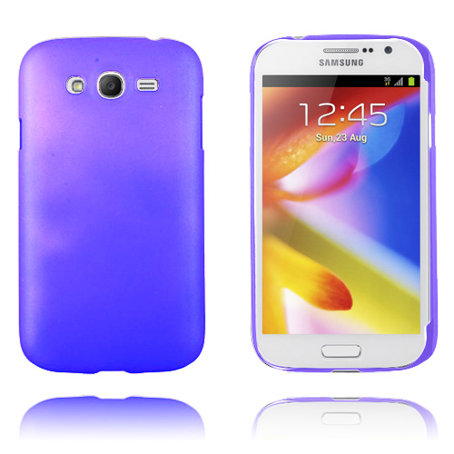 Hard Shell (Lilla) Samsung Galaxy Grog Duos Deksel
