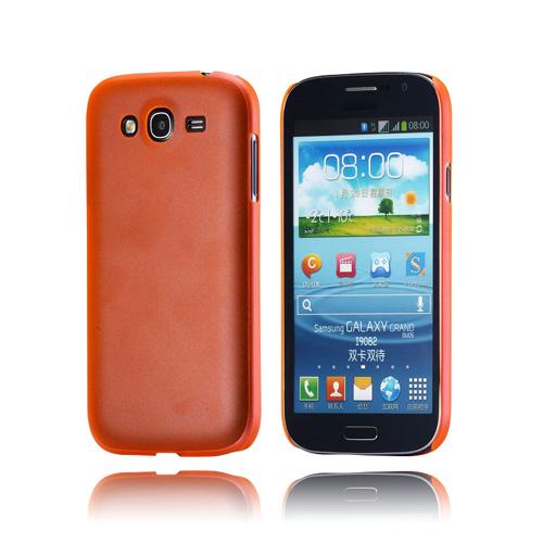Ultra Thin (Oransje) Samsung Galaxy Grand Duos Deksel