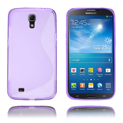 S-Line (Lilla) Samsung Galaxy Mega 6.3 Deksel