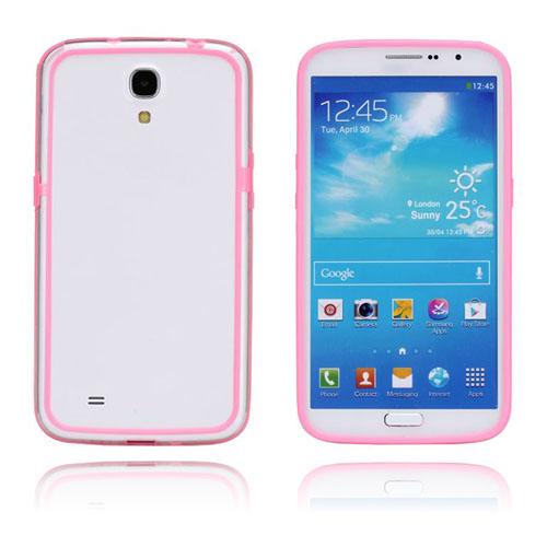 Clearbumper (Rosa) Samsung Galaxy Mega 6.3 Bumper