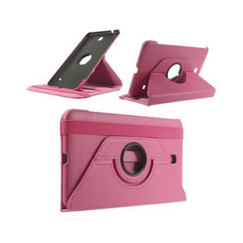 "Bilde av ""3 Sixty (Hot Pink) Samsung Galaxy Tab 4 8.0 Læretui"""