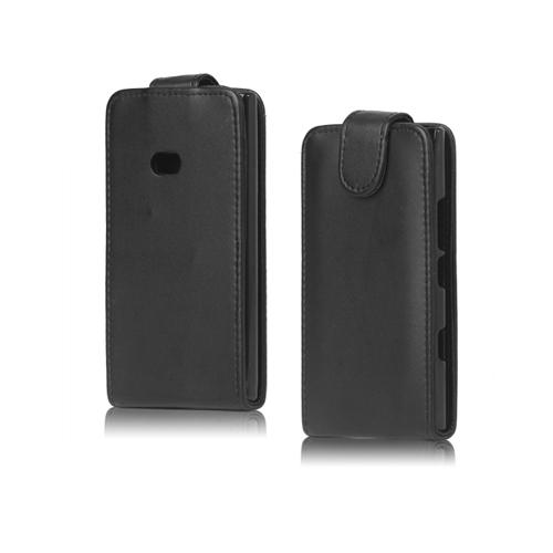 Bilde av Alpha (Sort) Nokia Lumia 900 Lær Etui