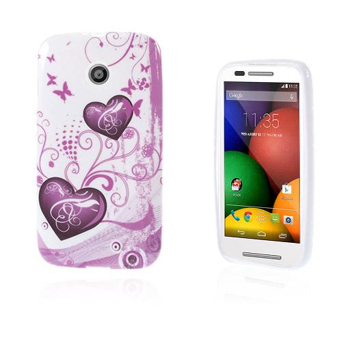 Westergaard (Søt Hjertes) Motorola Moto E Deksel
