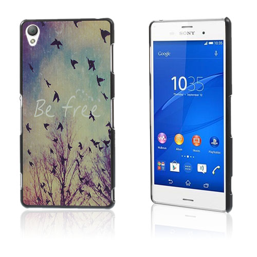 Persson (Be Free) Sony Xperia Z3 Hard Deksel