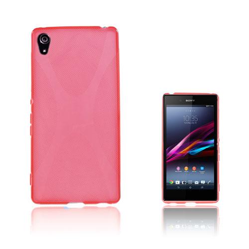 Kielland Sony Xperia Z3+ Deksel - Rød