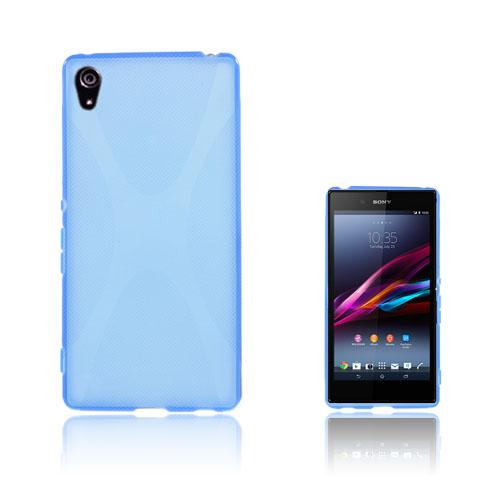 Kielland Sony Xperia Z3+ Deksel - Blå