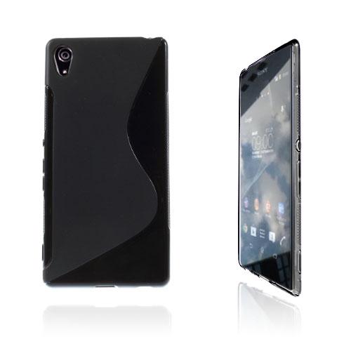 Lagerlöf Sony Xperia Z3+ Deksel - Sort